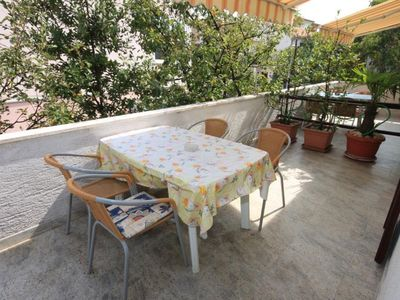 Photo for Two bedroom apartment with terrace Poreč (A-7023-c)