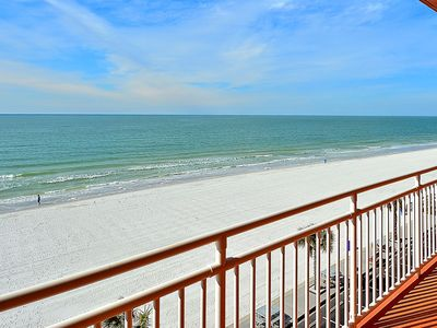 Photo for Sunset Chateau 506-Popular Sunset Beach*Walk to Caddy's*Great Updates!