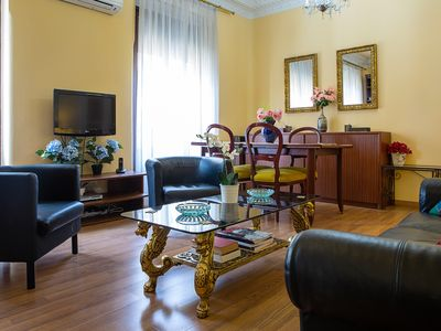 Photo for Lovely 3Bed w/Balcony in Madrid City Center