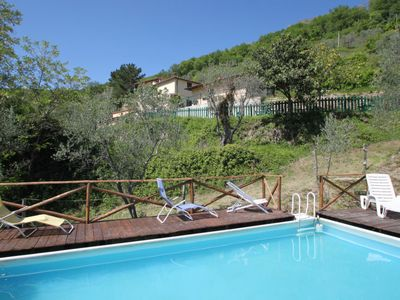 Photo for Barbiana Holiday Home, Sleeps 10 with Pool