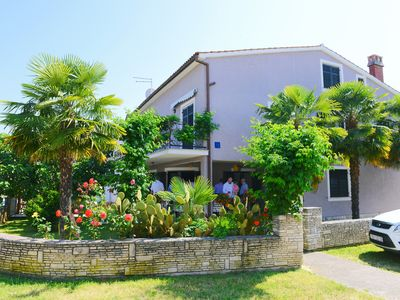 Photo for Istrapartments Istron are located in a beautiful house, 800 meters from the sea