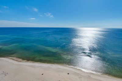 Unparalleled views of the Gulf, city pier and beach  from your penthouse condo!