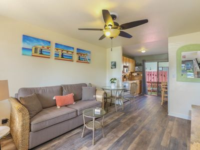 Photo for Village Manor F11, In the Heart of Kapaa Town, Walk to Shops and Beaches