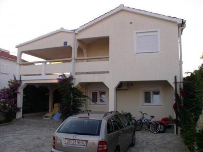 Photo for Holiday apartment Vir for 4 - 6 persons with 2 bedrooms - Holiday apartment