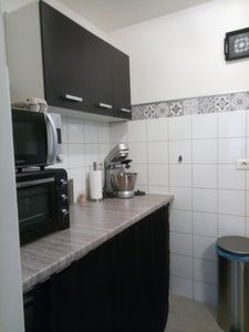 Photo for Charming apartment and cozy downtown close to amenities without a car
