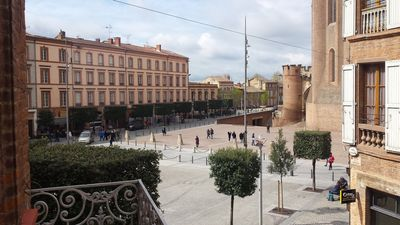 Photo for 2BR Apartment Vacation Rental in Albi, Occitanie