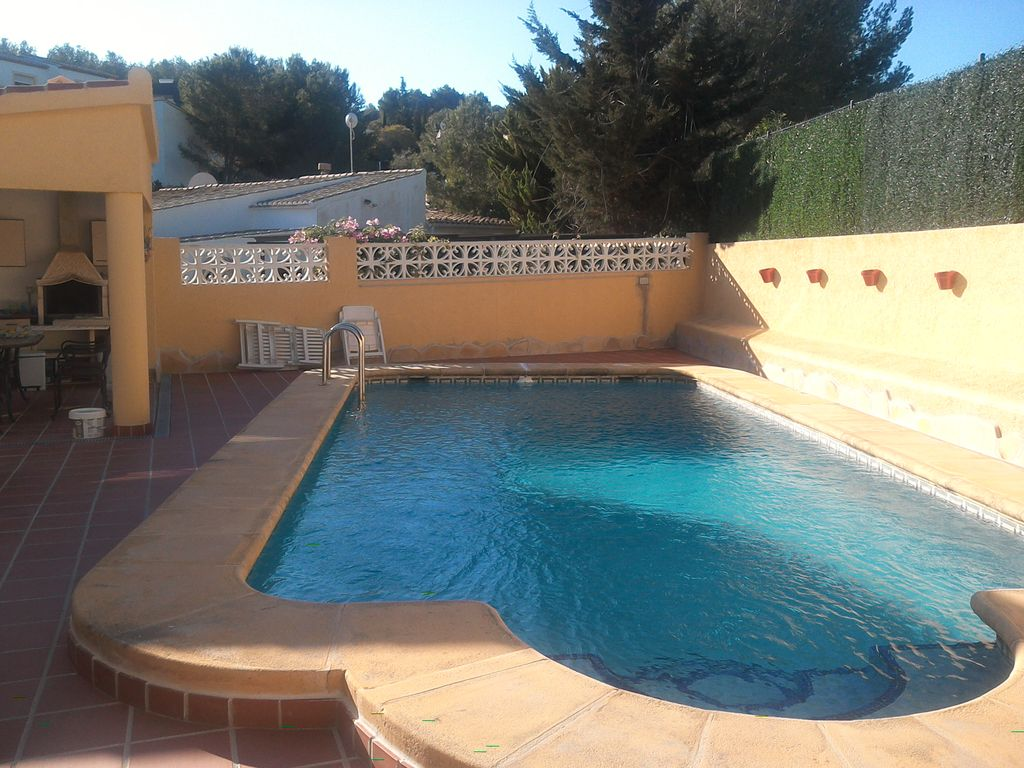 Property Image#12 FOR RENT VILLA WITH PRIVATE SWIMMING POOL COSTA BLANCA,  XABIA (