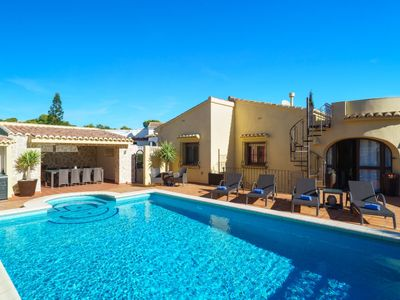 Photo for Vacation home de la Mar  in Jávea, Costa Blanca - 10 persons, 5 bedrooms