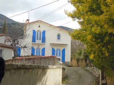 Photo for Detached character house with large garden, two minutes from Ceret town centre