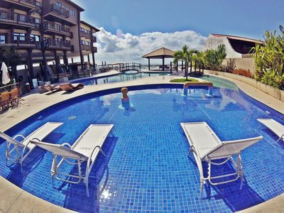 Photo for Spectacular Apartment by the Sea of Paradise in Barra de São Miguel