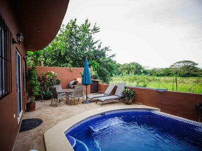 Photo for Casa Vista Museo - Just 1 Block From The Heart Of San Pancho With A Pool & A/C!
