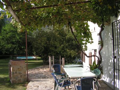 Photo for Andalusie, 200m2 house, river and mountain views, pool, wifii,