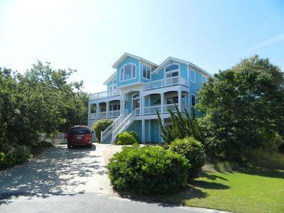 Jasmine Bay - 8 Bedrooms, 7.5 baths, Four Seasons In Duck Resort Community