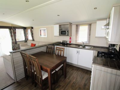 Photo for Patrington Haven Luxury 8 Berth Park Home