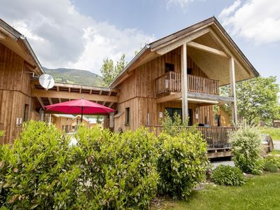 Photo for Detached luxury wooden chalet with wellness at the bottom of the Kreischberg
