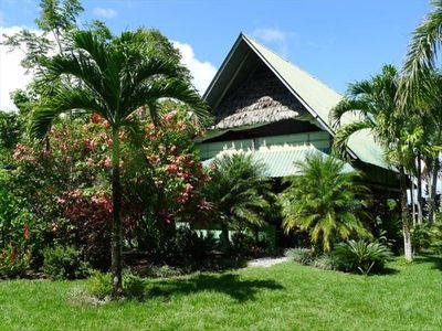 Photo for Jungle Beach Front on 8 Private Acres