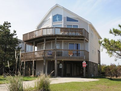 Photo for Ocean horizon views, community pool, and a short walk to the beach! - 851