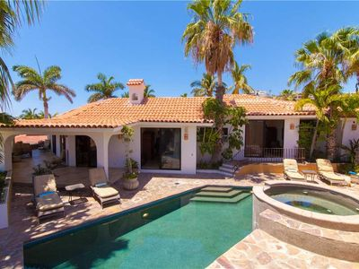 Photo for Villa Estrella de Mar - Spacious Villa with Private Pool & Sea of Cortez Views