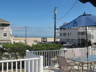 Photo for Beach House Duplex One Back from Ocean