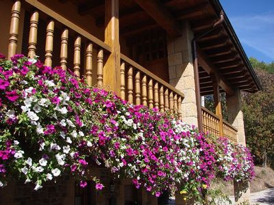 Photo for Self catering La Real de Piasca for 7 people