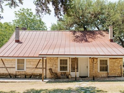 Photo for 1800's Homestead on the Guadalupe River on 8 acres