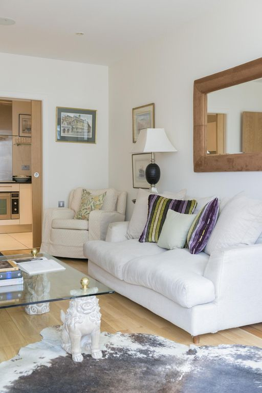 Battersea Reach - luxury 2 bedrooms serviced apartment - Travel Keys