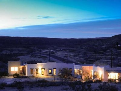 Photo for 3BR House Vacation Rental in Terlingua, Texas