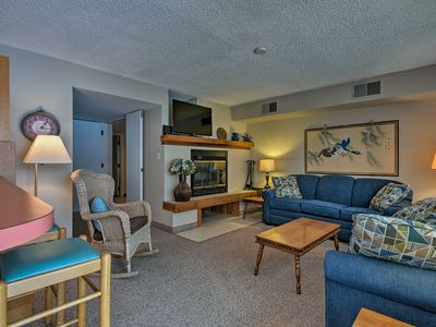 Photo for Lakefront Lake Harmony Condo w/ View Near Skiing!