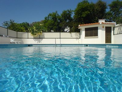 Photo for Spacious Studio Apt, With Air - Con, Lovely Swimming Pool, Very Close To Beach.