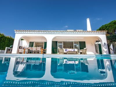 Photo for Stunning Villa With Private Heated Swimming Pool, 10 Minute Walk To The Beach