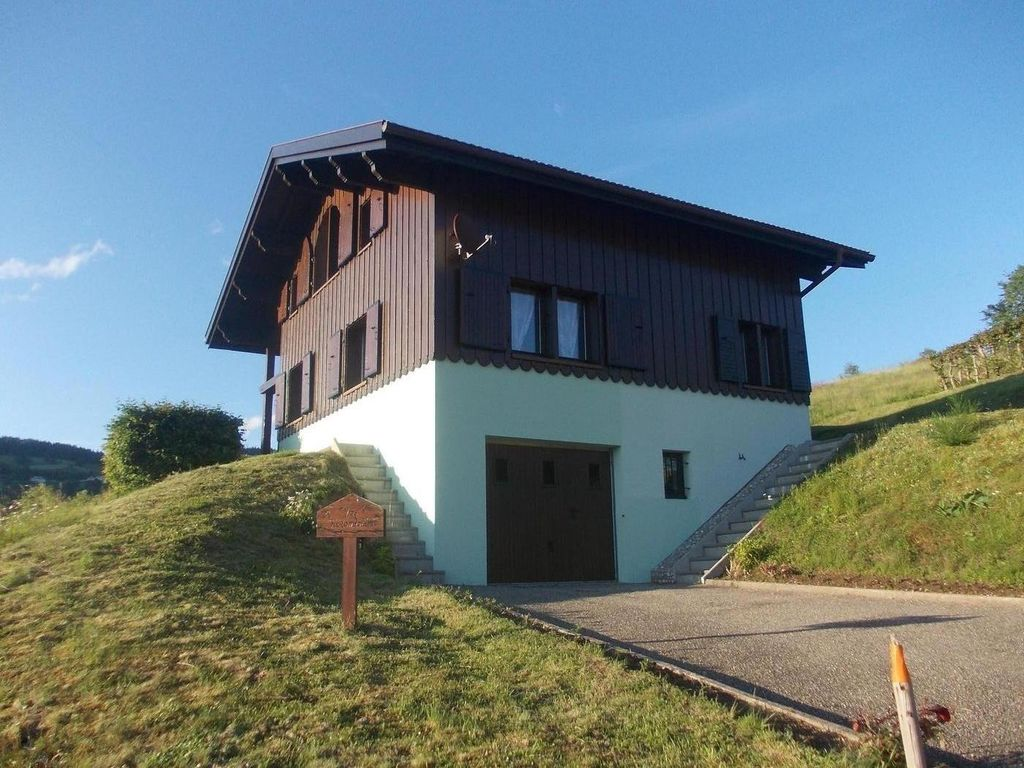 Chalet Comfortable And Quiet In The Hautes Vosges In Dennerie
