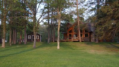 Photo for 3BR Cabin Vacation Rental in LaPorte, Minnesota