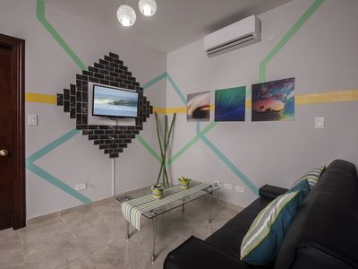 """Photo for """"The sunset suit""""  a small fully furnished apartment feets for up to 4 people"""