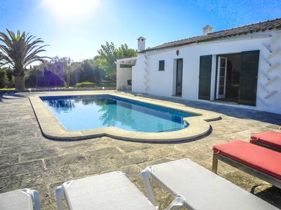Photo for Catalunya Casas: Cozy Villa Saba for 10 guests, only 3km to the beach!