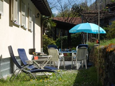 Photo for Apartment / app. for 2 guests with 45m² in Gambarogno (123076)