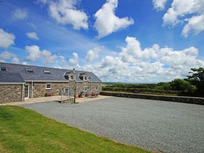 Photo for Vacation home Bryniel in Aberdaron - 24 persons, 9 bedrooms