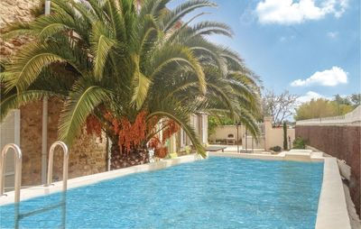 Photo for 6 bedroom accommodation in St Andre de Roquelongu