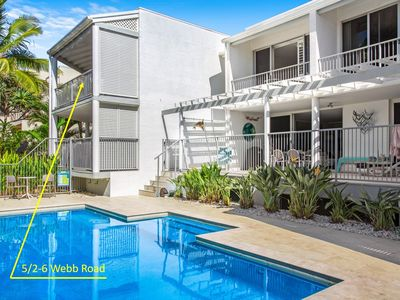 Photo for Beach views & breezes, Sunshine Beach