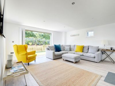 Photo for Vacation home Beach House in Barnstaple and Braunton - 10 persons, 3 bedrooms