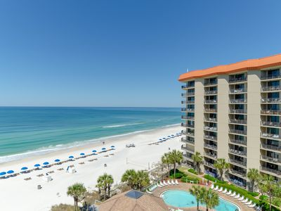 Photo for 25% OFF Now-May 25!! Spectacular Ocean Front 2BD/2BA, Free Beach Chairs! Newly renovated!