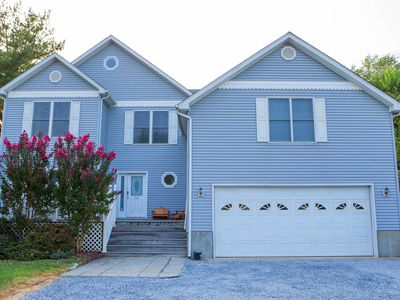 Photo for Luxury Home in Bethany Beach, Golf, Tennis, Billiard, Ping-Pong, Swimming Pools
