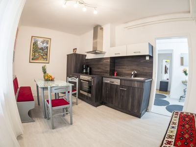 Photo for Neuwertiges Apartment in the Graz city center with reserved parking