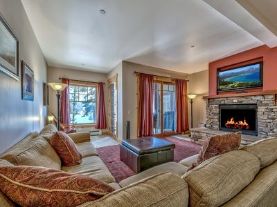Photo for Three Bedroom Mountain Retreat at Kirkwood