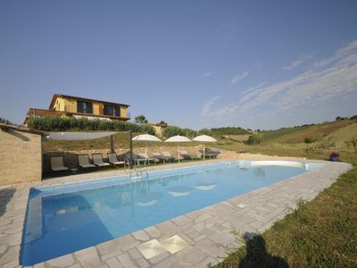 Photo for Villa with pool sleeps 16 with amazing 360 views, beautiful peaceful location