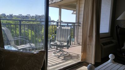 Photo for Watch the Sun Rise Over the Ocean From the Balcony!  -beachfront property