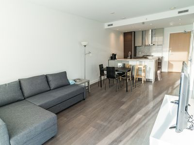 Photo for Fully furnished 1 bedroom condo at Super convenient location