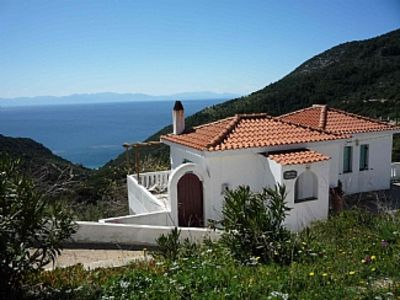 Photo for Villa With Stunning Sea Views, Very Near the Beautiful And Traditional Old Town