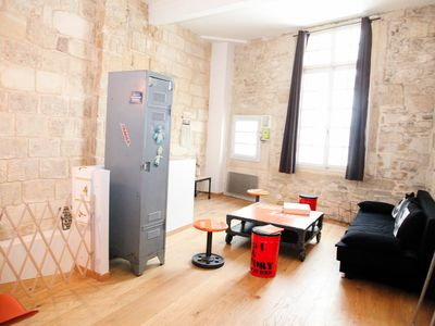 Photo for T2 Type Loft Downtown Montpellier