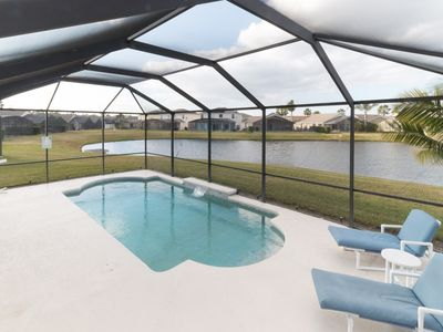 Photo for 4 Bedroom in Cumbrian Lakes - Kissimmee, FL (1204)