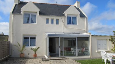 Photo for 2BR House Vacation Rental in Treffiagat, Bretagne